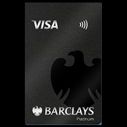 Barclaycard Platinum Double aus VISA und MasterCard